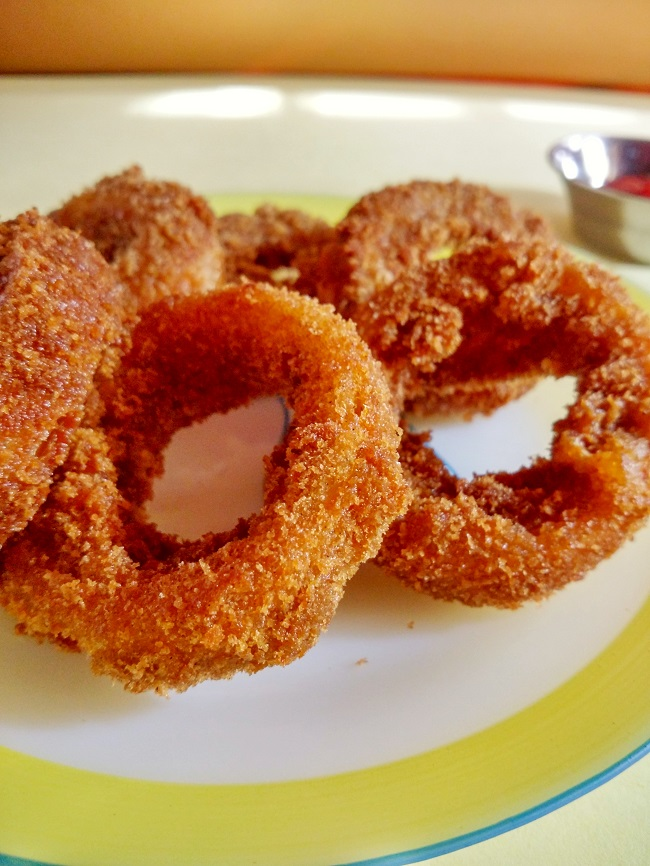 Spicy Onion Rings | Crispy Monsoon Snack