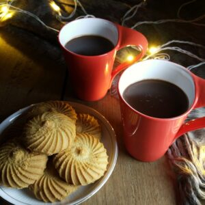 Hot Chocolate | Simple Hot Cocoa for Two