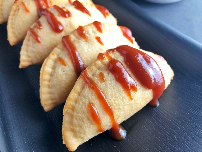 Butterscotch Gujiya