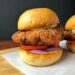Fried Chicken Burger
