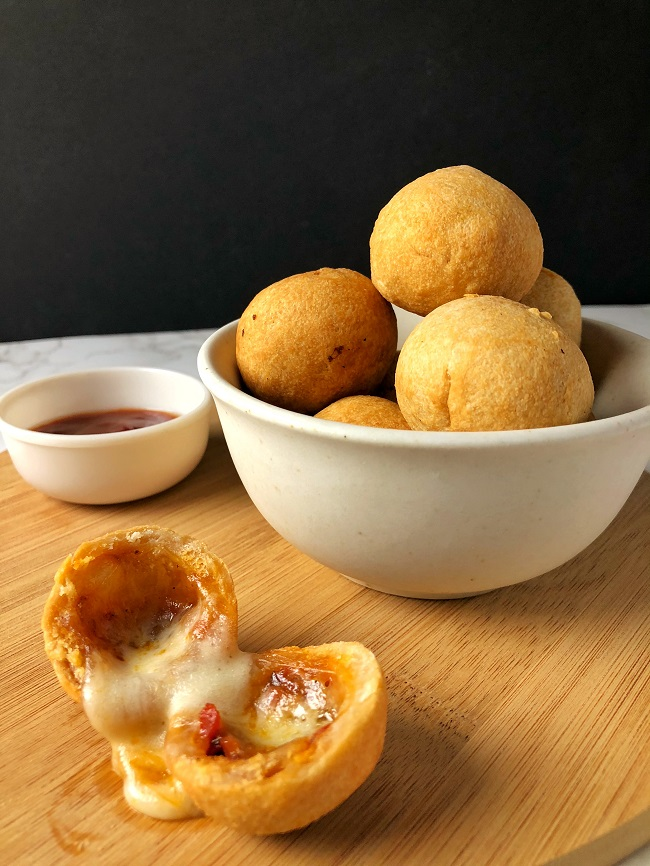Pizza Kachori | Holi Recipes