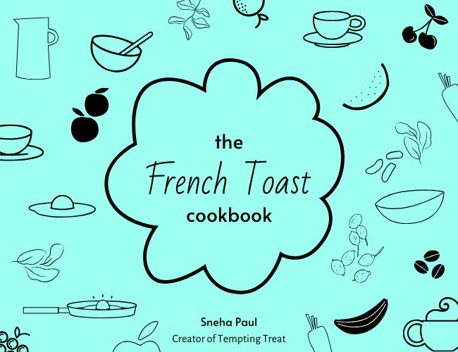 French Toast eBook Cover