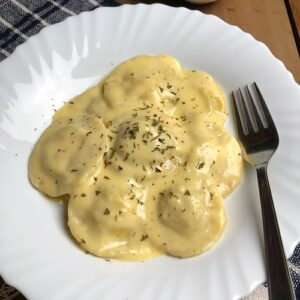 Homemade Ravioli Recipe