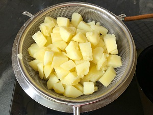 how to cook potatoes for mashed potatoes