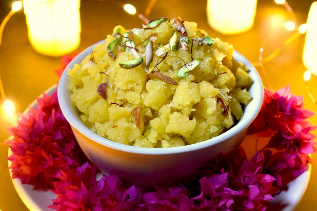 Moong Dal Halwa - Indian Dessert Recipes