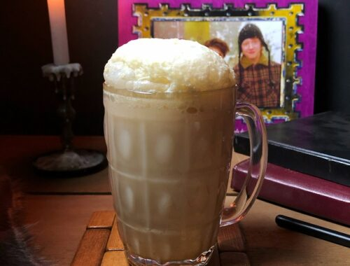 Harry Potter's Butterbeer Recipe Without Cream Soda
