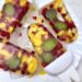 Fresh Fruit Popsicles with Coconut Water