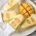 3-Ingredient Creamy Mango Popsicles and Ice Cream Made In a Blender